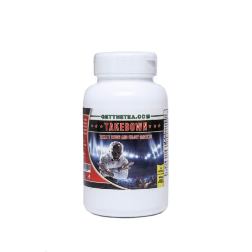 Takedown Capsules: Glucose Support